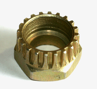 Ключ снятия картридж-каретки, под ключ 24мм
