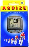 Компьютер велосипедный Assize AS-820/821