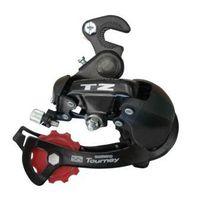 Переключатель задний Shimano Tourney RD-TZ50 крюк