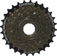 Трещетка велосипедная Shimano Tourney MF-TZ20