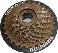 Трещетка велосипедная Shimano Tourney MF-TZ21 с защитой