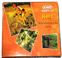 Цепь велосипедная KMC Z-33 (1/2х3/32х116L)